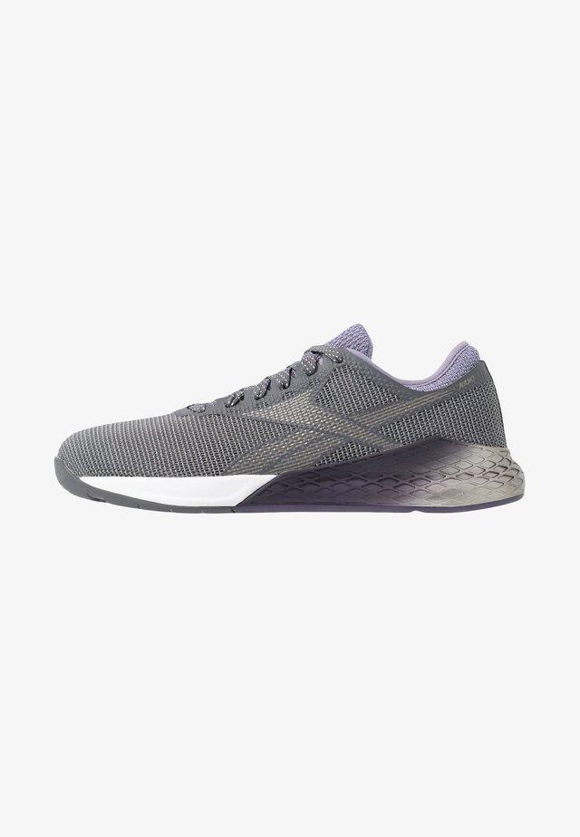 NANO 9 - Sportovní boty - cold grey/vision haze/white