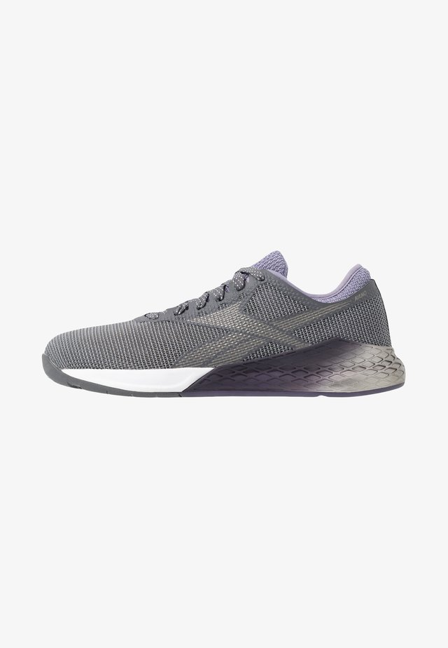 NANO 9 - Zapatillas de entrenamiento - cold grey/vision haze/white