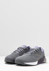 Reebok - NANO 9 - Sports shoes - cold grey/vision haze/white - 2