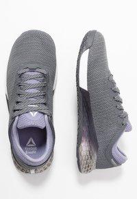 Reebok - NANO 9 - Sports shoes - cold grey/vision haze/white - 1