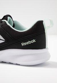 Reebok - QUICK MOTION - Juoksukenkä/neutraalit - black/white/emeice - 5