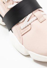 Reebok - SPLIT FLEX - Sports shoes - buff/black/chalk - 6