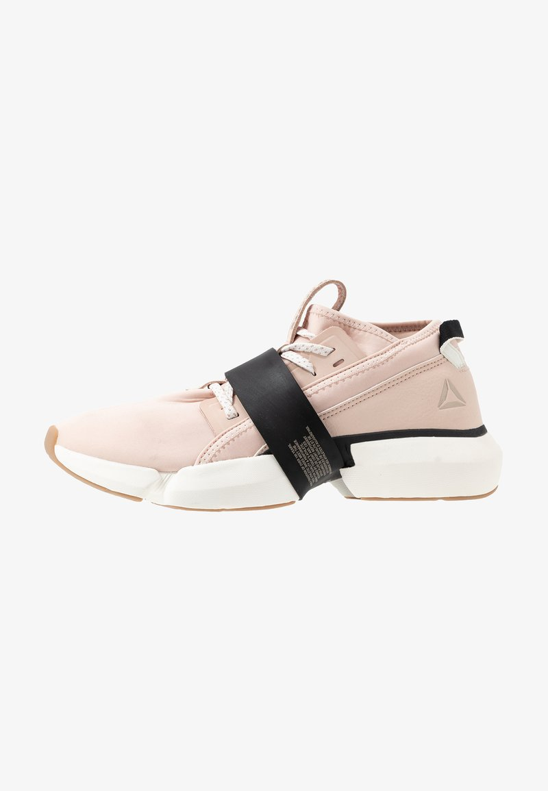 Reebok - SPLIT FLEX - Sports shoes - buff/black/chalk