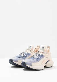 Reebok - SOLE FURY 00 - Gym- & träningskor - alabaster/buff/denim dust - 2
