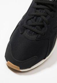 Reebok - SOLE FURY ADAPT - Zapatillas de running neutras - black/chalk/white - 5