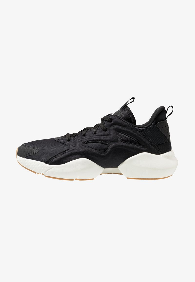 Reebok - SOLE FURY ADAPT - Zapatillas de running neutras - black/chalk/white