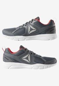 Reebok - FUSION  - Sports shoes - grey/red/black - 6