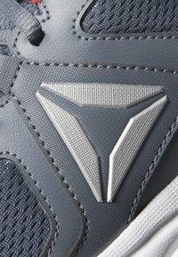 Reebok - FUSION  - Sports shoes - grey/red/black - 7