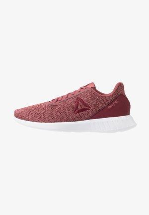 LITE - Zapatillas de running neutras - rose dust/lux maroon/white
