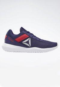 Reebok - REEBOK FLEXAGON ENERGY SHOES - Stabilní běžecké boty - purple/pink/white - 4