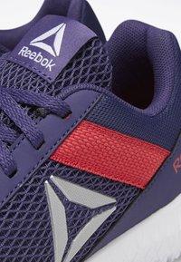 Reebok - REEBOK FLEXAGON ENERGY SHOES - Stabilní běžecké boty - purple/pink/white - 6