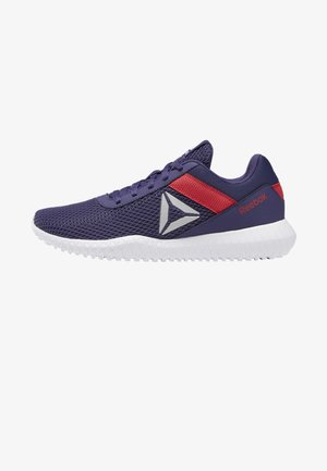 REEBOK FLEXAGON ENERGY SHOES - Zapatillas de running estables - purple/pink/white