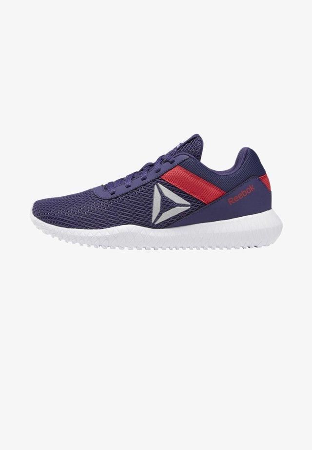 REEBOK FLEXAGON ENERGY SHOES - Stabilní běžecké boty - purple/pink/white