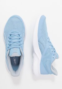 Reebok - QUICK MOTION 2.0 - Obuwie do biegania treningowe - blue/white/cold grey - 1