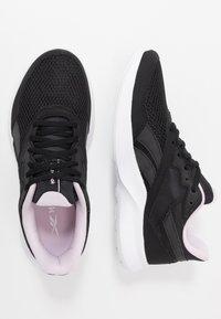 Reebok - QUICK MOTION 2.0 - Neutrální běžecké boty - black/white/pix pink - 1