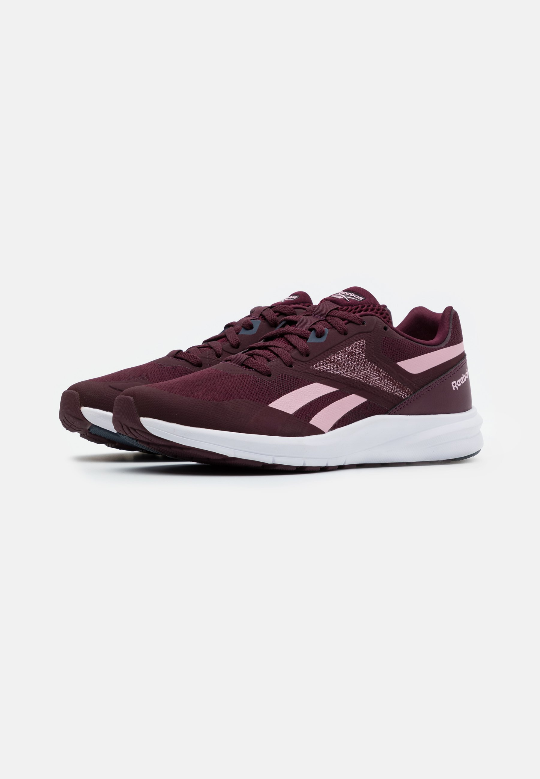 RUNNER 4.0 Chaussures de running neutres maroonclassic pinksmoke indigo