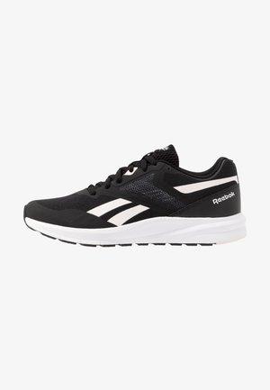 RUNNER 4.0 - Zapatillas de running neutras - black/glass pink/white