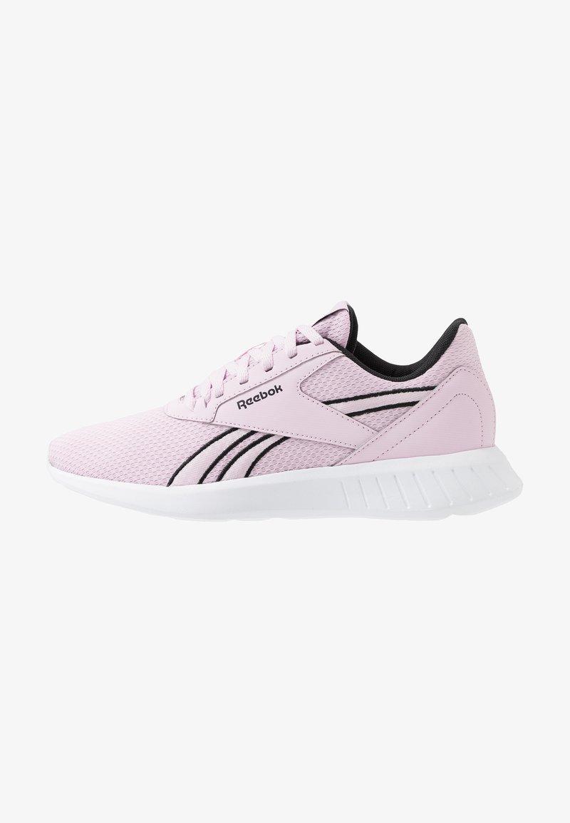 Reebok - LITE 2.0 - Obuwie do biegania startowe - pix pink/white/black
