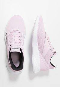Reebok - LITE 2.0 - Obuwie do biegania startowe - pix pink/white/black - 1