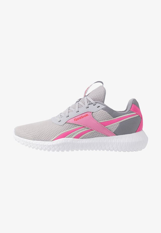 FLEXAGON ENERGY TR 2.0 - Scarpe da fitness - cold shade/cold grey/posh pink