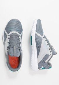 Reebok - FLEXAGON FORCE 2.0 - Sportovní boty - cold grey/sea teal - 1