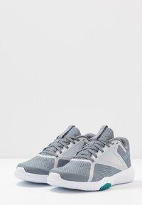 Reebok - FLEXAGON FORCE 2.0 - Sportovní boty - cold grey/sea teal - 2