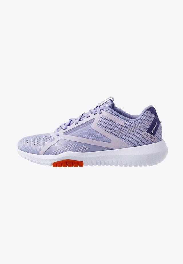 FLEXAGON FORCE 2.0 - Zapatillas de entrenamiento - lilac frozen/wild lilac/white