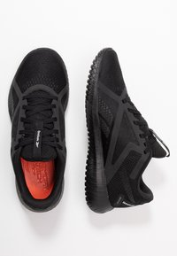 Reebok - FLEXAGON FORCE 2.0 - Chaussures d'entraînement et de fitness - black/trace grey/white - 1