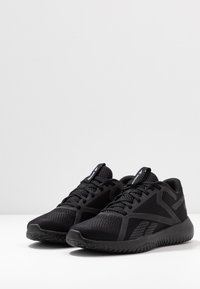 Reebok - FLEXAGON FORCE 2.0 - Chaussures d'entraînement et de fitness - black/trace grey/white - 2