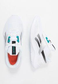 Reebok - ENERGYLUX 2.0 - Zapatillas de running neutras - white/black/silver metallic - 1