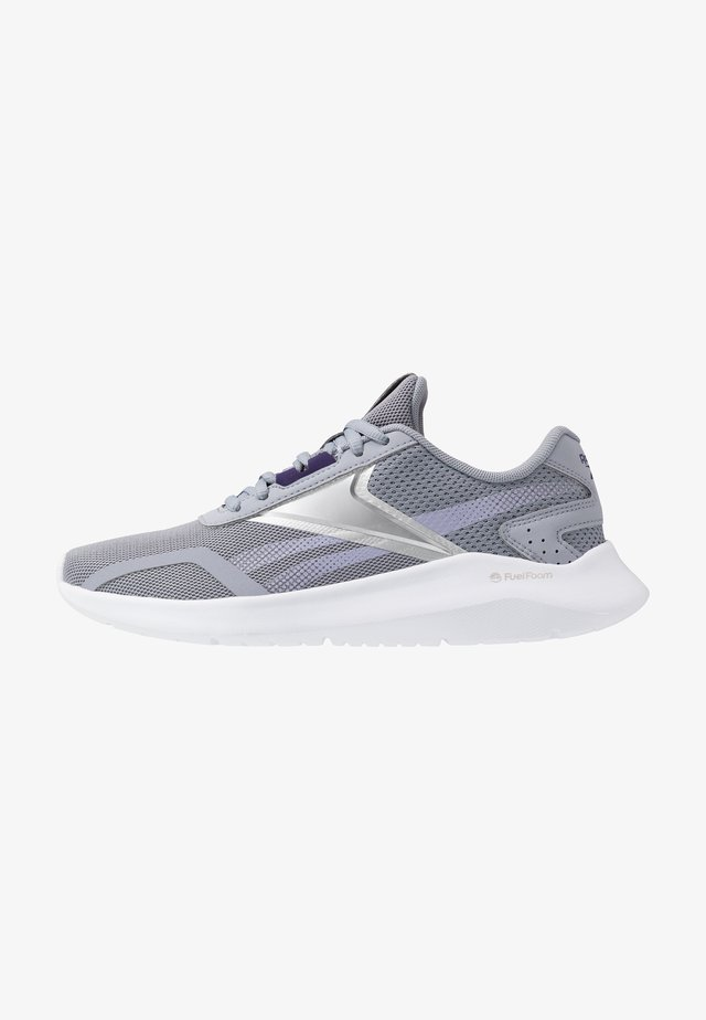 ENERGYLUX 2.0 - Zapatillas de running neutras - grey/white/metallic silver