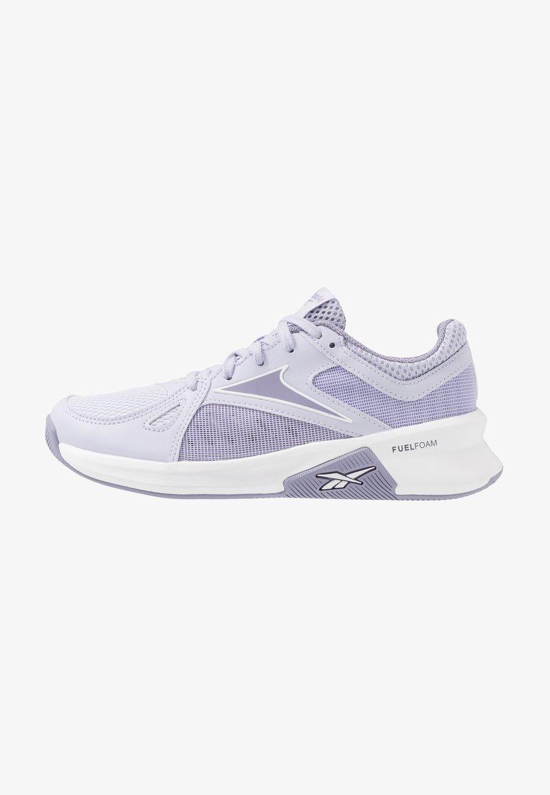 Reebok - ADVANCED TRAINETTE - Sportovní boty - wild lilac/white/violet haze