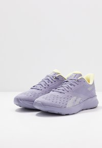Reebok - SPEED BREEZE 2.0 - Zapatillas de running neutras - vision haze/silver metallic/lemon glow - 2