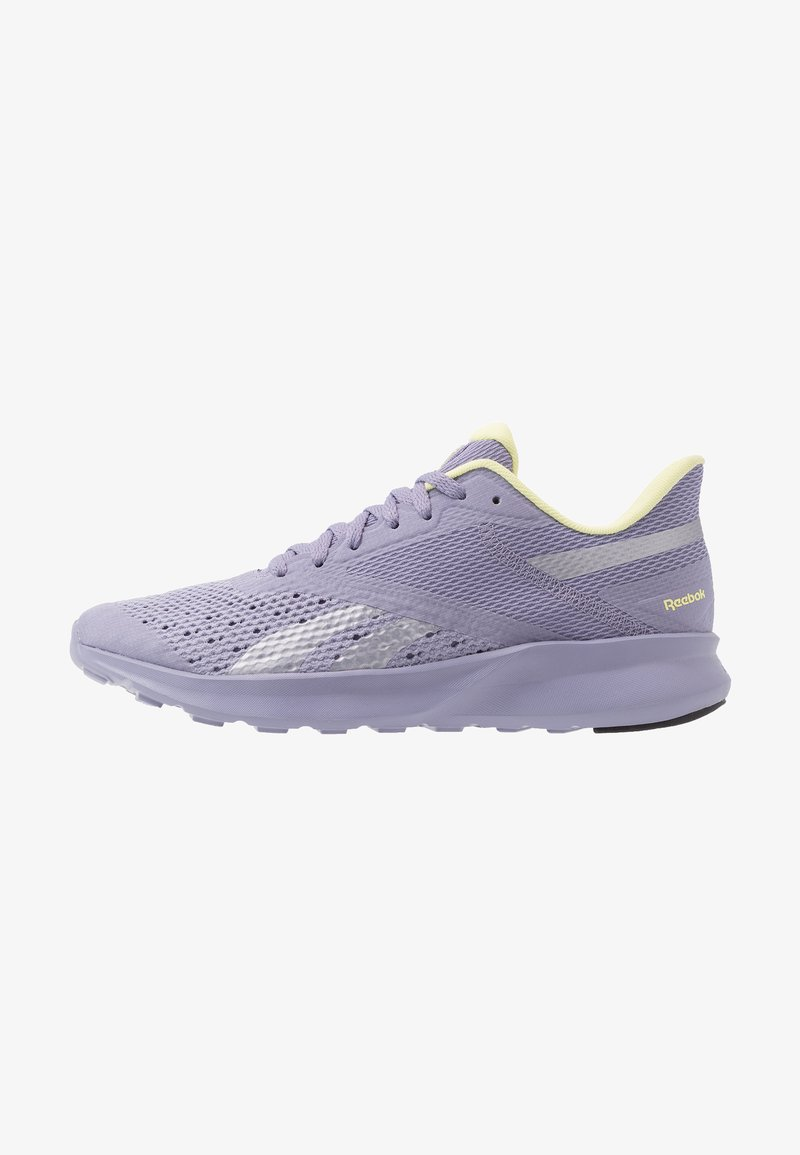 Reebok - SPEED BREEZE 2.0 - Zapatillas de running neutras - vision haze/silver metallic/lemon glow