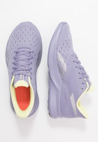 Reebok - SPEED BREEZE 2.0 - Zapatillas de running neutras - vision haze/silver metallic/lemon glow - 1