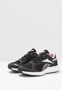 Reebok - ENDLESS ROAD 2.0 - Obuwie do biegania treningowe - black/white/pix pink - 2