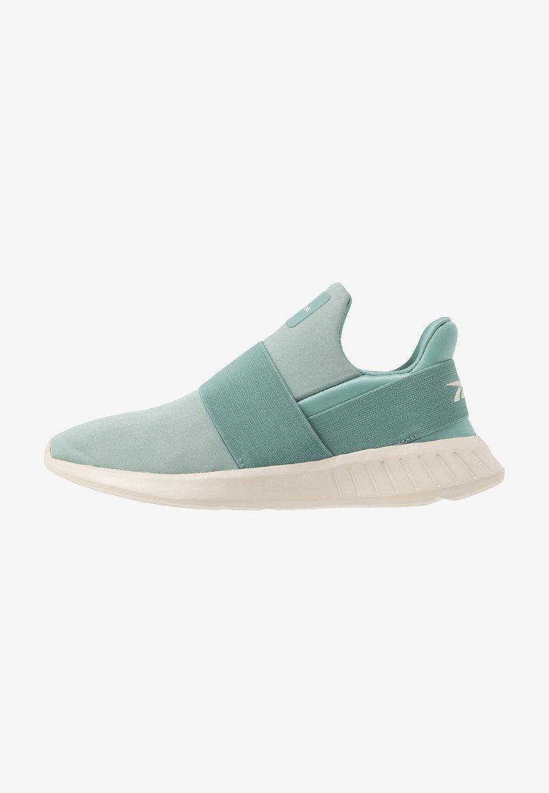 Reebok - LITE SLIP ON - Neutrální běžecké boty - green slate/stucco