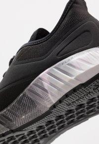 Reebok - FLASHFILM 2.0 - Chaussures de running neutres - black/cold grey/pix pink - 5