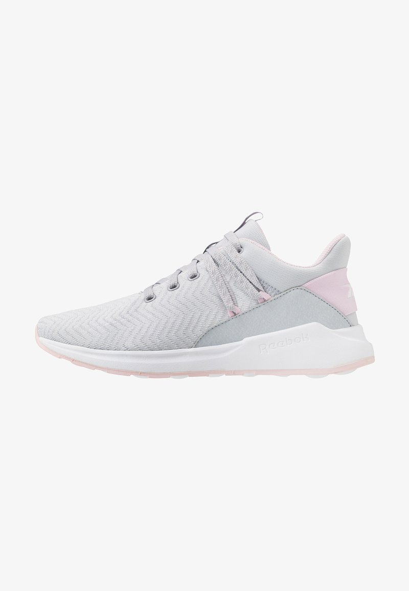 Reebok - EVER ROAD DMX 2.0 - Zapatillas para caminar - grey/pink/white