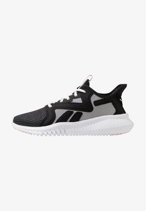 REEBOK FLEXAGON 3.0 - Sports shoes - black/pix pink/white