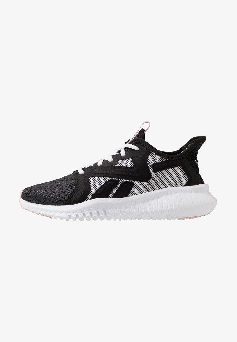 Reebok - REEBOK FLEXAGON 3.0 - Sports shoes - black/pix pink/white
