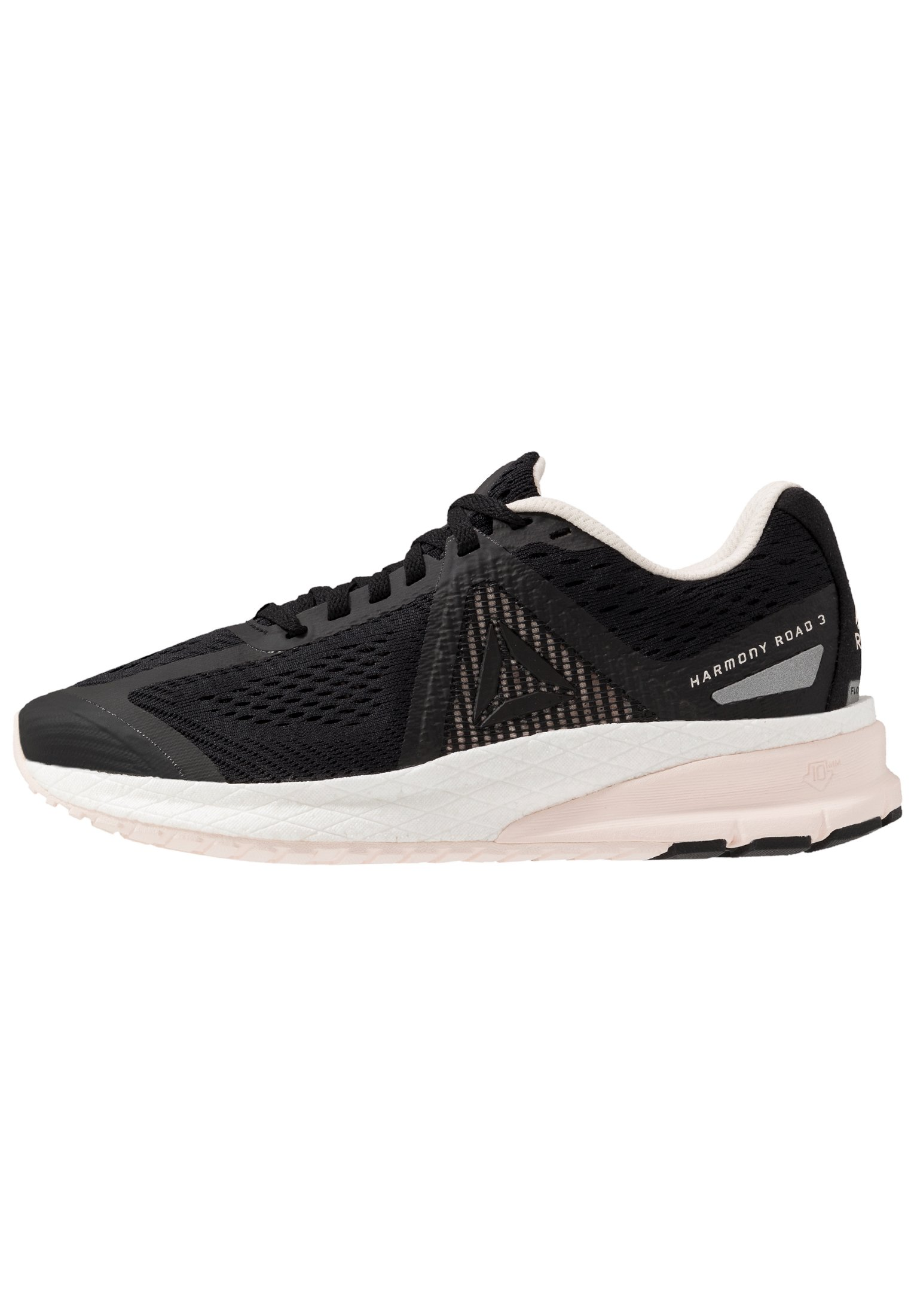 HARMONY ROAD 3 Chaussures de running neutres blackpale pinkwhite