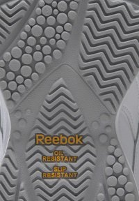 Reebok - WORK N CUSHION 4.0 SHOES - Walking shoes - white - 7