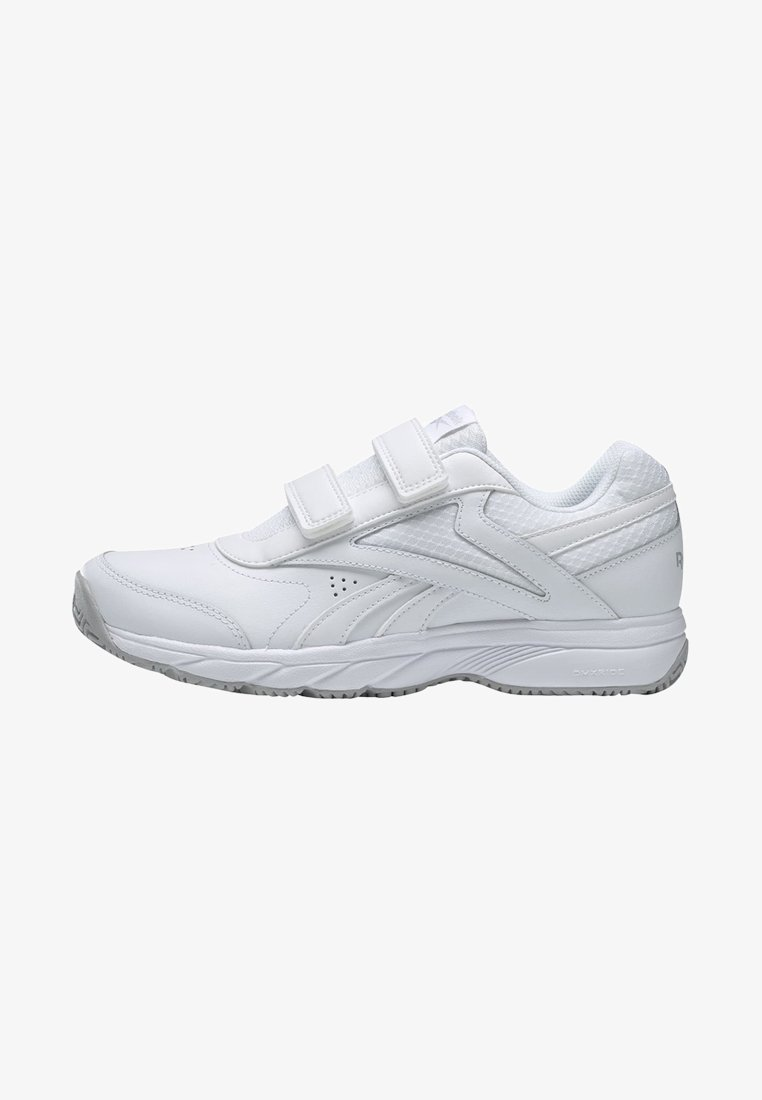 Reebok - WORK N CUSHION 4.0 SHOES - Walking shoes - white