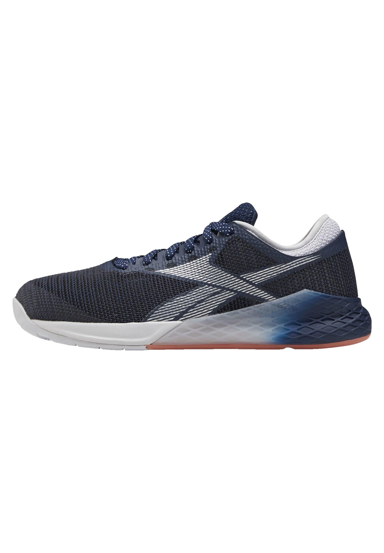 Reebok Nano 9.0 Shoes - Stabile Løpesko Blue