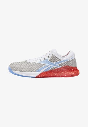 NANO 9.0 SHOES - Stabilty running shoes - white
