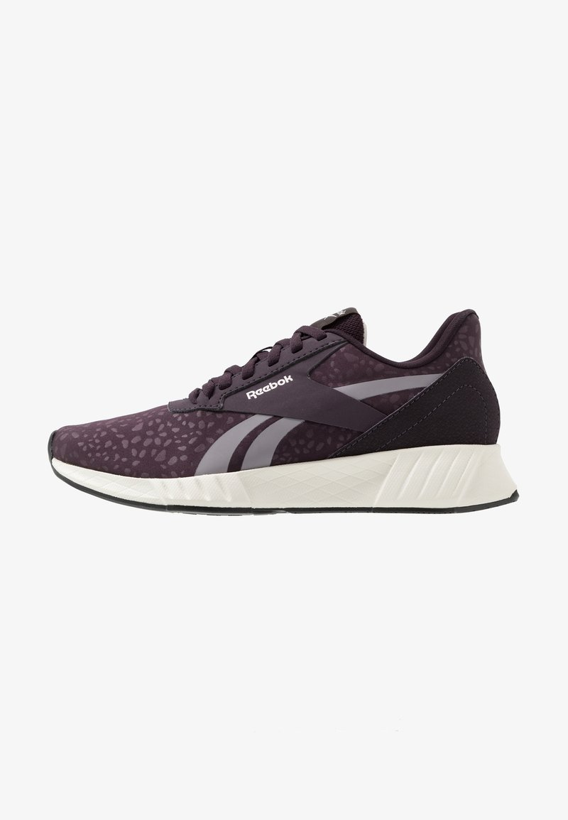 Reebok - LITE PLUS 2.0 - Obuwie do biegania treningowe - midnight shadow/gravity grey/glass pink