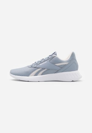 LITE 2.0 - Neutral running shoes - metallic grey/glass pink/white