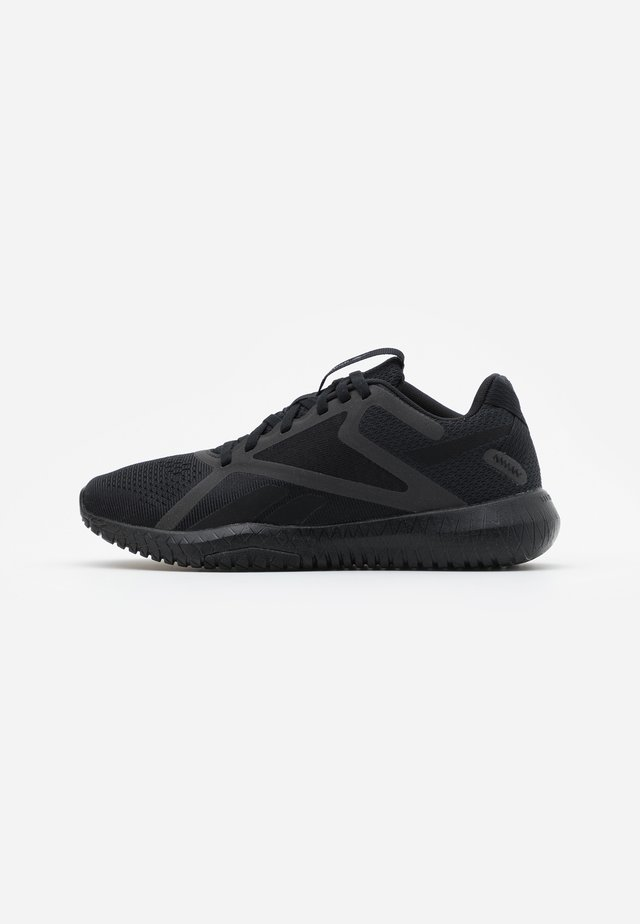 FLEXAGON FORCE 2.0 - Sports shoes - black/grey
