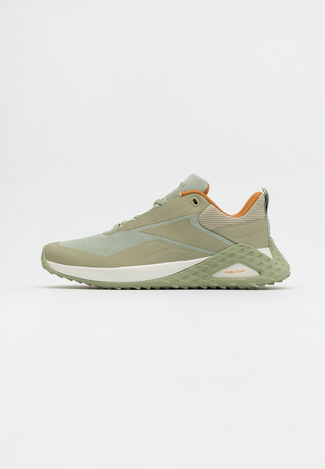 TRAIL CRUISER - Løbesko trail - mystery grey/chalk/ochre